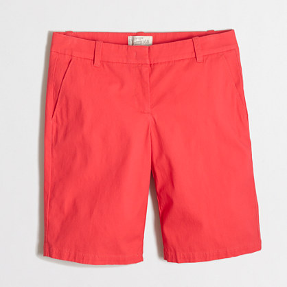 "Factory 10"" bermuda short"