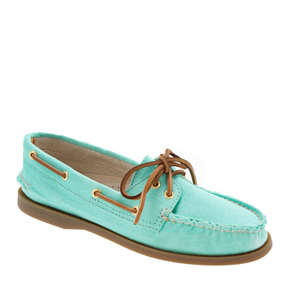J. Crew Sperry Top-Siders - J. Crew Review Blog