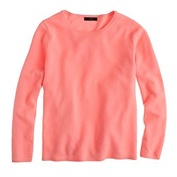 Collection cashmere boxy boy sweater
