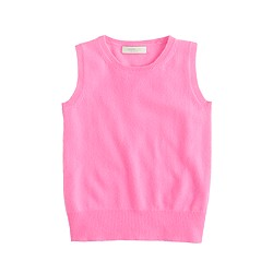 Girls' Collection cashmere shell