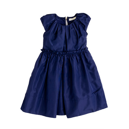 Girls' Collection silk taffeta Joliette dress