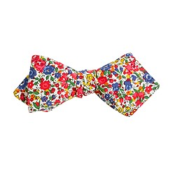 Liberty bow tie in Emma and Georgina floral