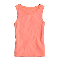 Sleeveless sun shirt