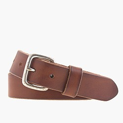 Leather Brody belt