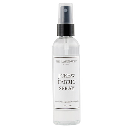 The Laundress New York® for J.Crew fabric spray