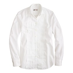 Thomas Mason® for J.Crew tuxedo shirt