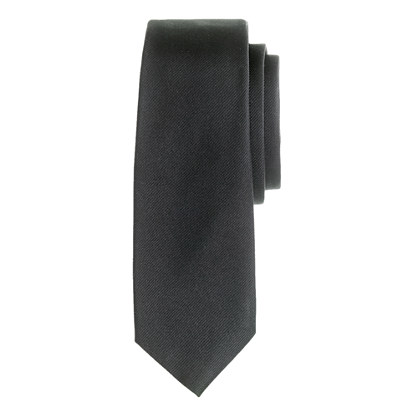 Extra-long silk cambridge tie