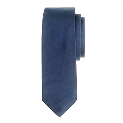 Silk Cambridge tie