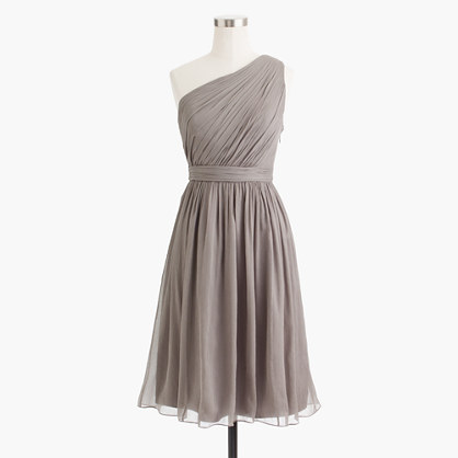 Kylie dress in silk chiffon