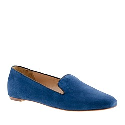 Darby suede loafers
