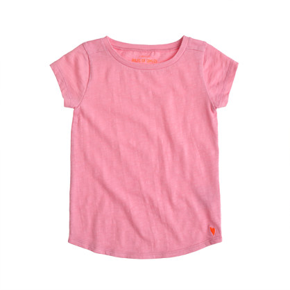 Girls' supersoft tee