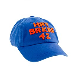 Boys' heartbreaker baseball hat