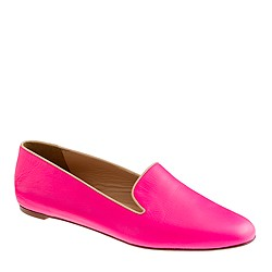 Darby leather loafers
