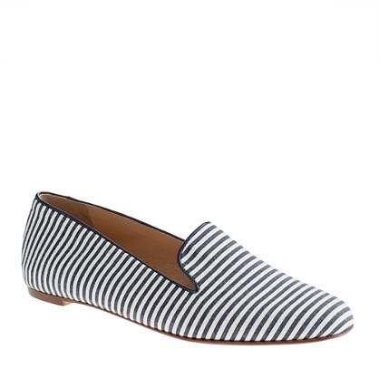 Darby printed loafers
