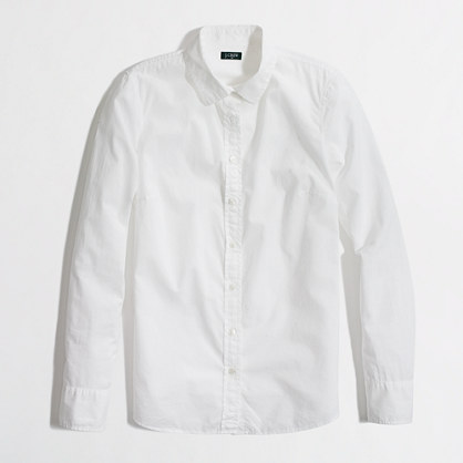 White Shirt Dress on White Button Down Shirt   Washed Shirts   Factorywomen S Shirts