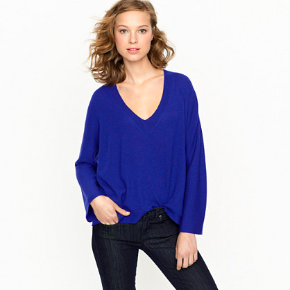 Cashmere summer fling sweater