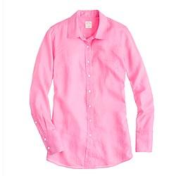 Perfect shirt in linen