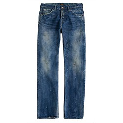 Chimala® baggy selvedge denim