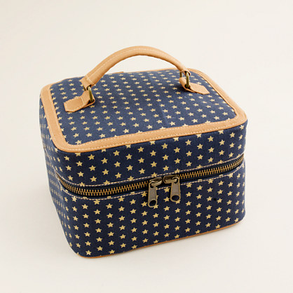 Girls' wandering star train case