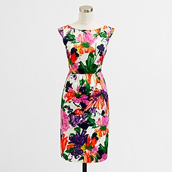 Factory printed Cora dress