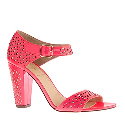 Vega patent perforated sandals