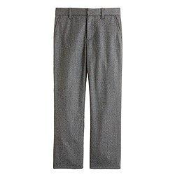 Boys' slim Bowery pant in flannel