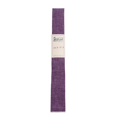 Boys' collection The Hill-side® chambray tie