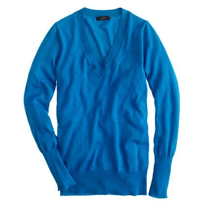 Merino V-neck sweater