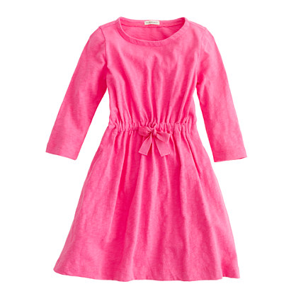Girls' jitterbug dress