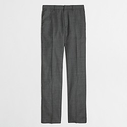 Factory Thompson suit pant in wool