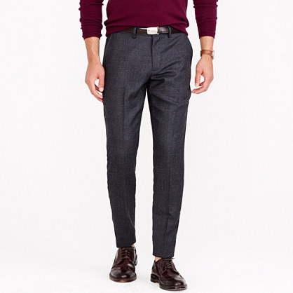 Bowery slim in wool