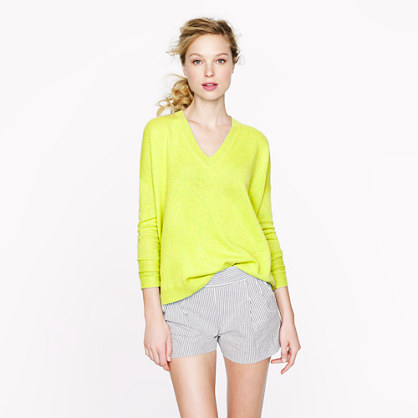 Collection cashmere boyfriend sweater