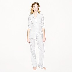 Thomas Mason® for J.Crew pajama set