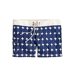 Pop Art dot board shorts