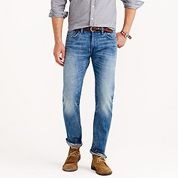 484 jean in light indigo wash