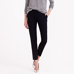 Petite Paley pant in pinstripe Super 120s