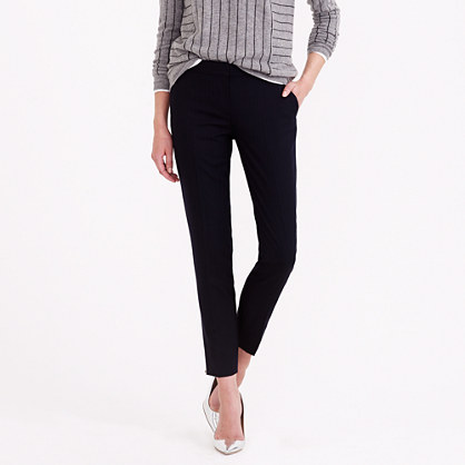 Paley pant in pinstripe Super 120s