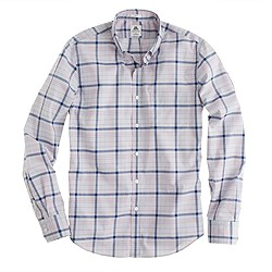 Slim Thomas Mason® Archive for J.Crew shirt in 1878 plaid