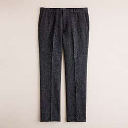 Ludlow classic suit pant in bird's-eye English wool tweed