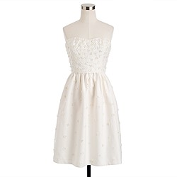 Pearl blossom dress
