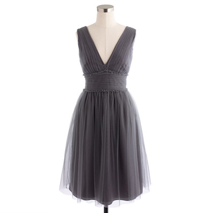 Lynette dress in tulle