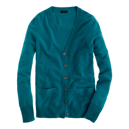 Collection cashmere boyfriend cardigan