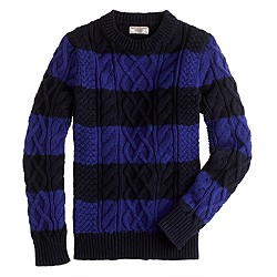 Wallace & Barnes cable sweater