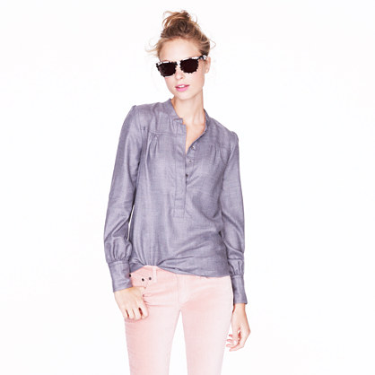Collection cashmere blouse