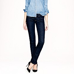 Matchstick jean in classic rinse wash