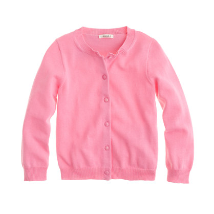 Girls' Caroline cardigan