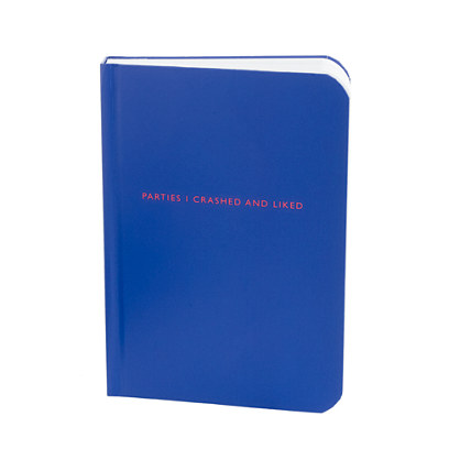 Archie Grand for J.Crew notebook