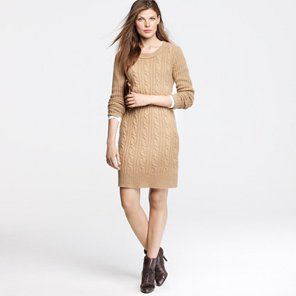 Dream sweater-dress