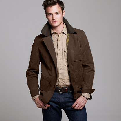 Wallace & Barnes brush jacket