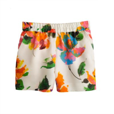 Collection toulouse floral short